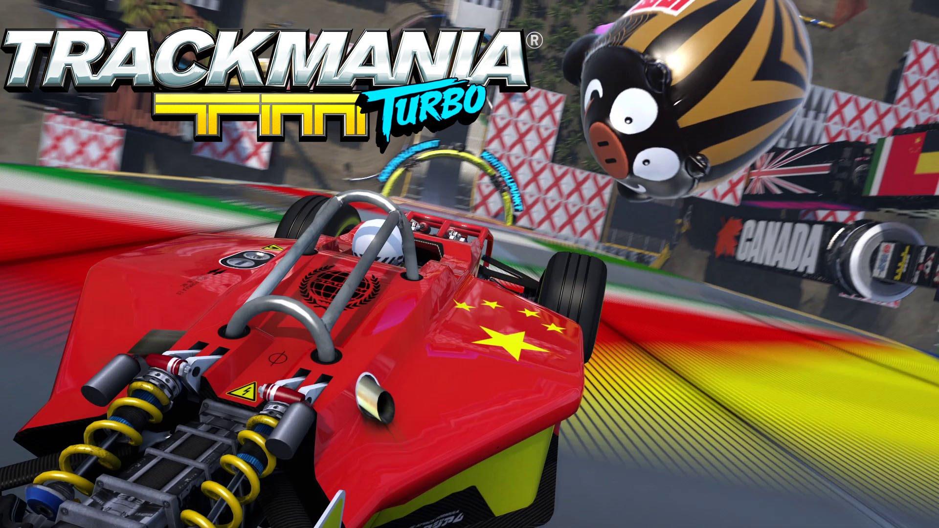 Trackmania Turbo ya tiene una nueva fecha de lanzamiento
