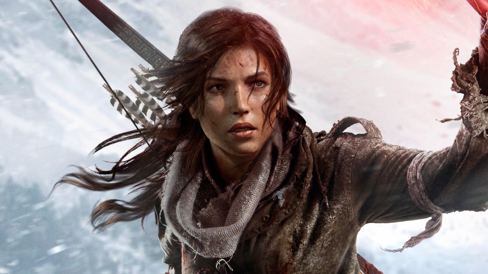 Actualización Rise Of The Tomb Raider llega en su versión para PC