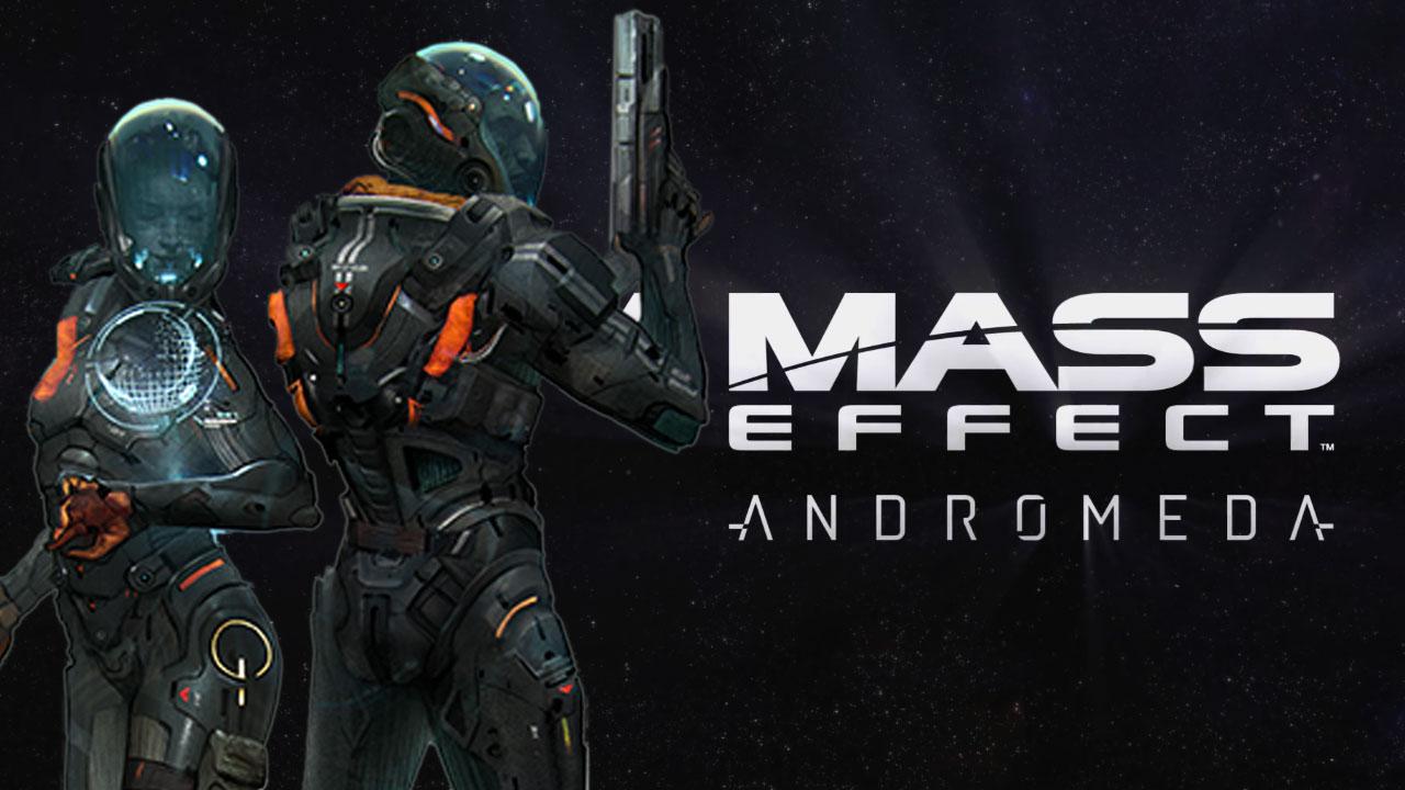 Mass Effect Andrómeda se muestran importantes detalles