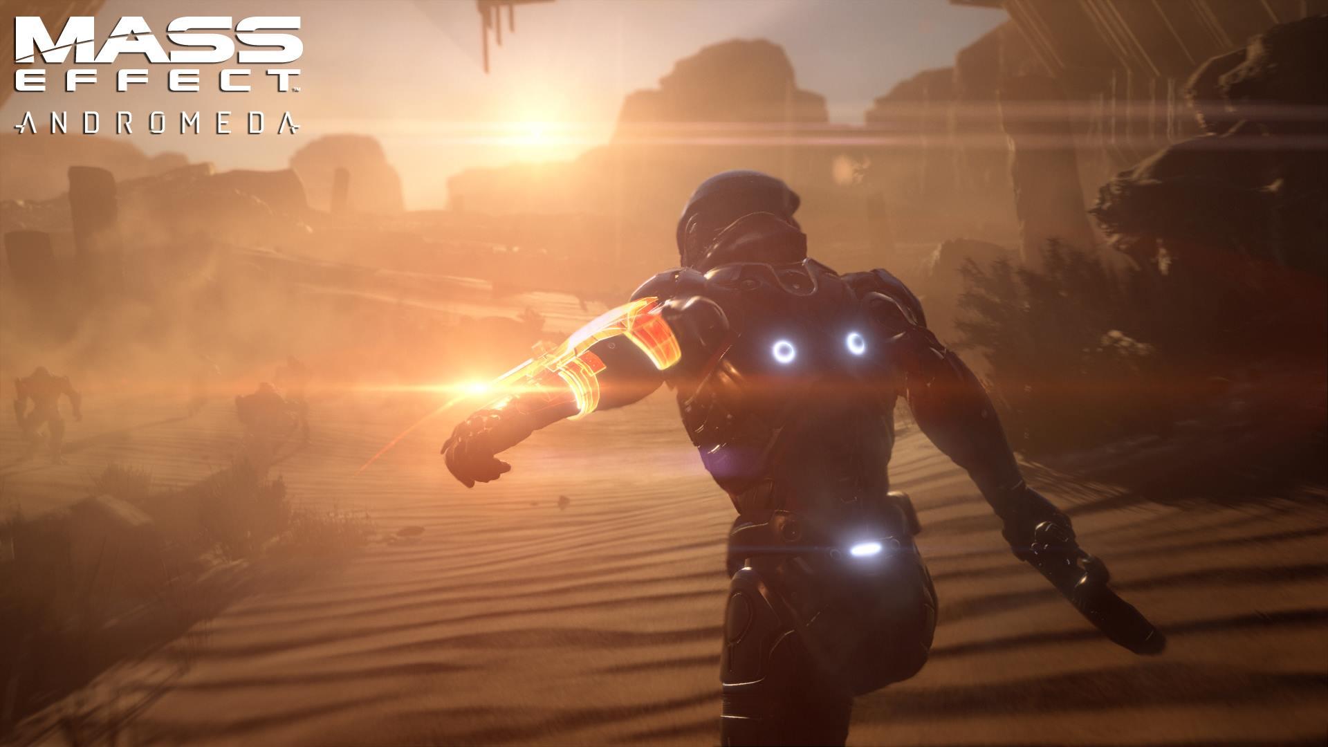 Mass Effect Andrómeda llegaría los primeros meses del 2017