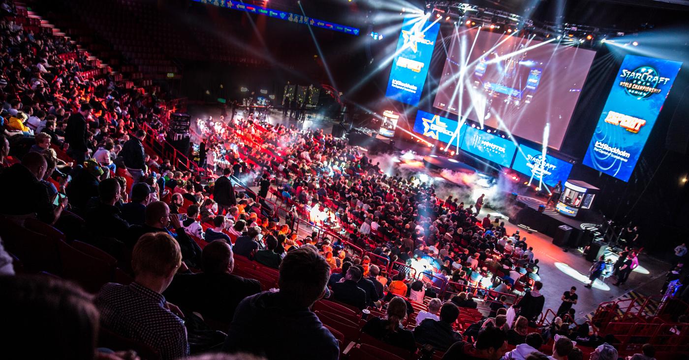 Olimpiadas de eSports podrían realizarse este 2016