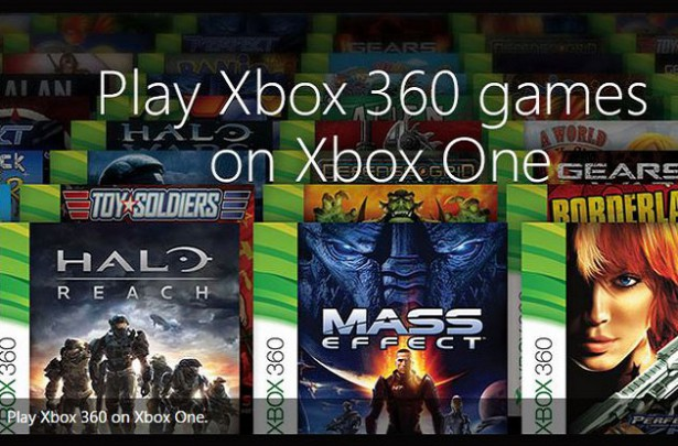 Nuevos juegos retrocompatibles para Xbox One