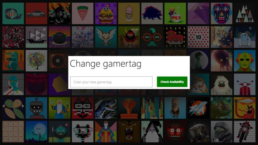 Microsoft anuncia que liberará un millon de gamertags