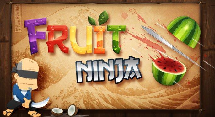 Fruit Ninja dará el salto a la pantalla grande