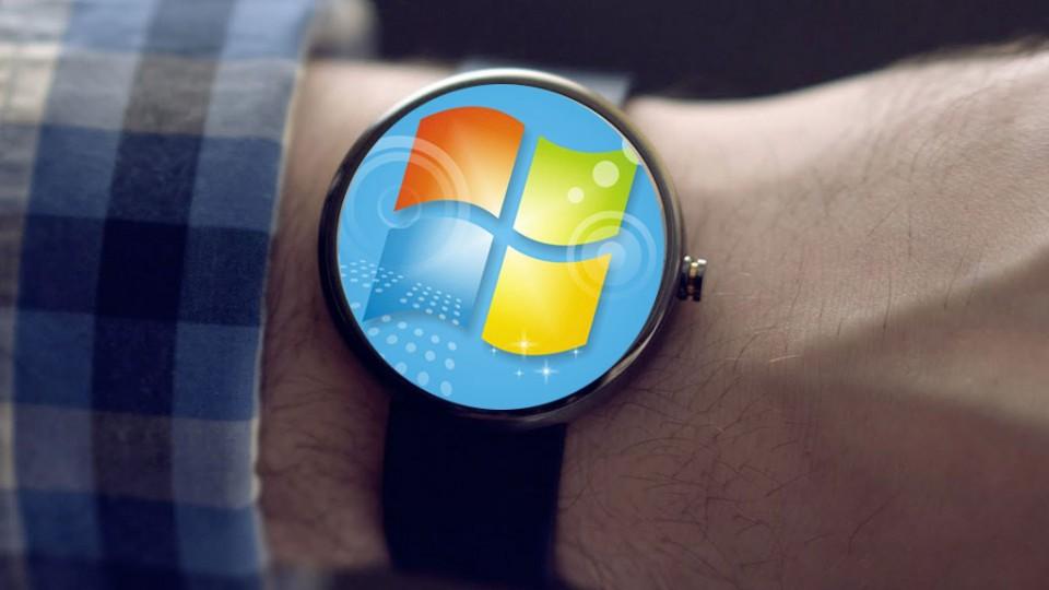 Increíble pero cierto: Windows 7 corriendo en un reloj Android Wear