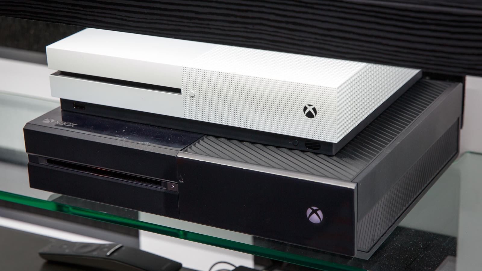 Comparativa Xbox One y Xbox One S