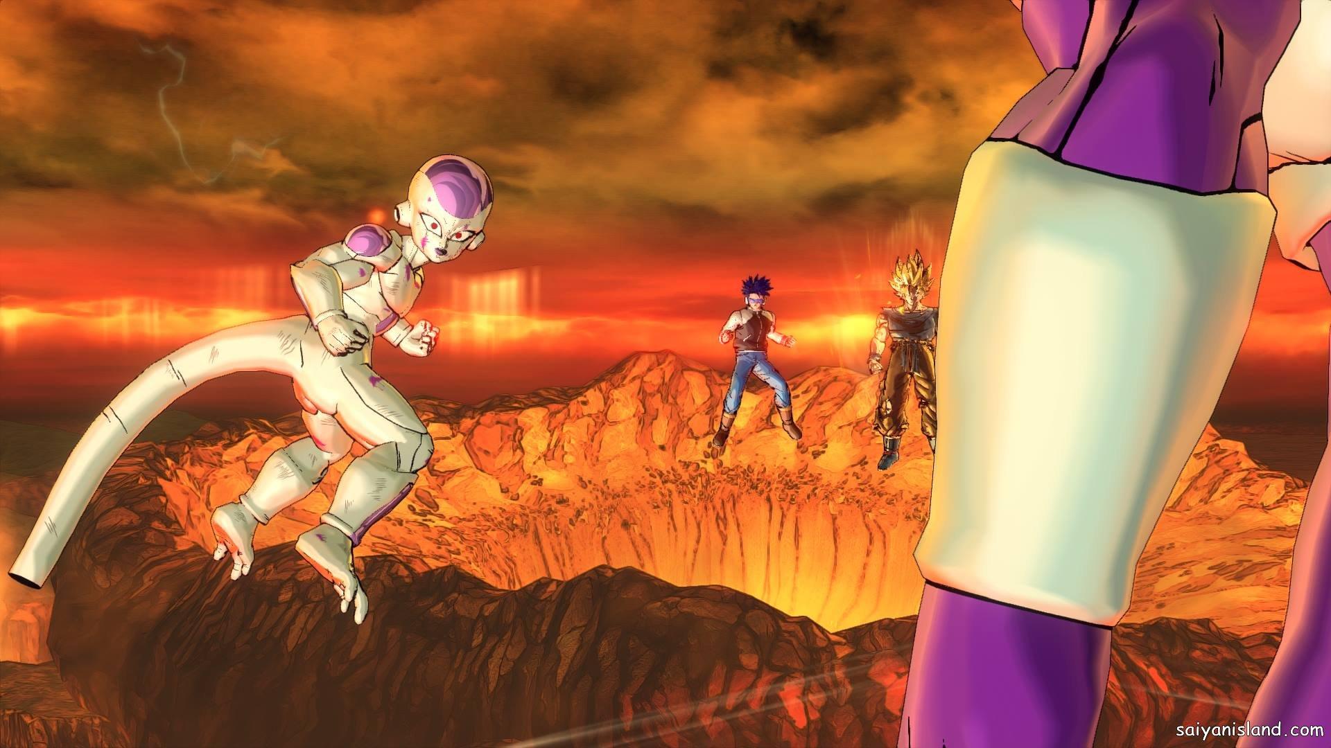 Dragon Ball Xenoverse 2 - Cooler