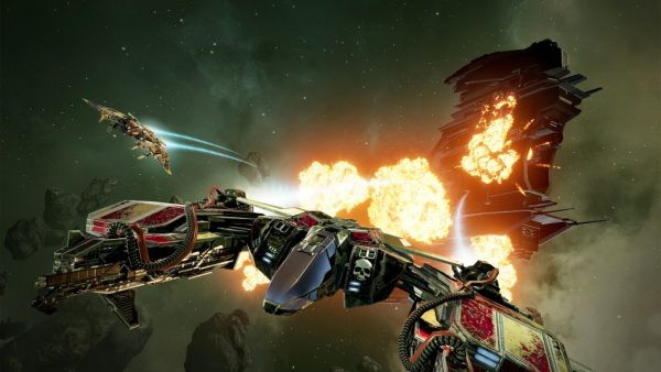 EVE: Valkyrie Carrier Assault
