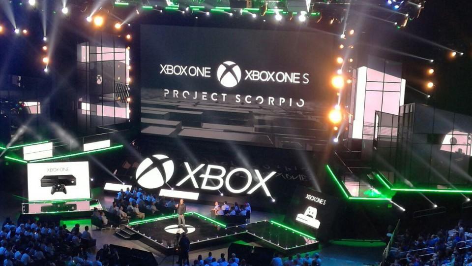 Potencia de Xbox Scorpio es 40 % mayor que PlayStation Neo