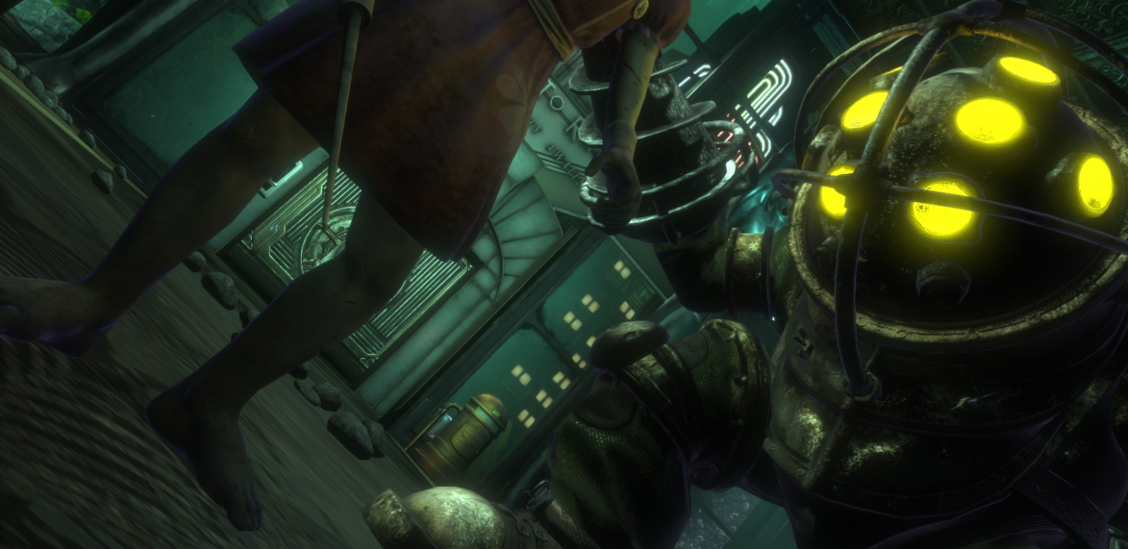 BioShock: The Collection Llegará a Xbox One, PS4 y PC