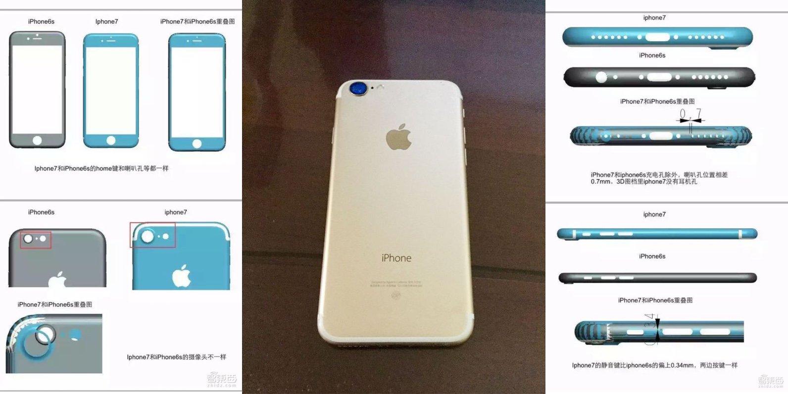 Camara de iPhone 7