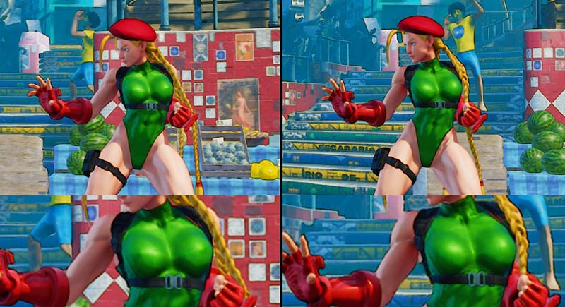 Cammy Censura Street Fighter V