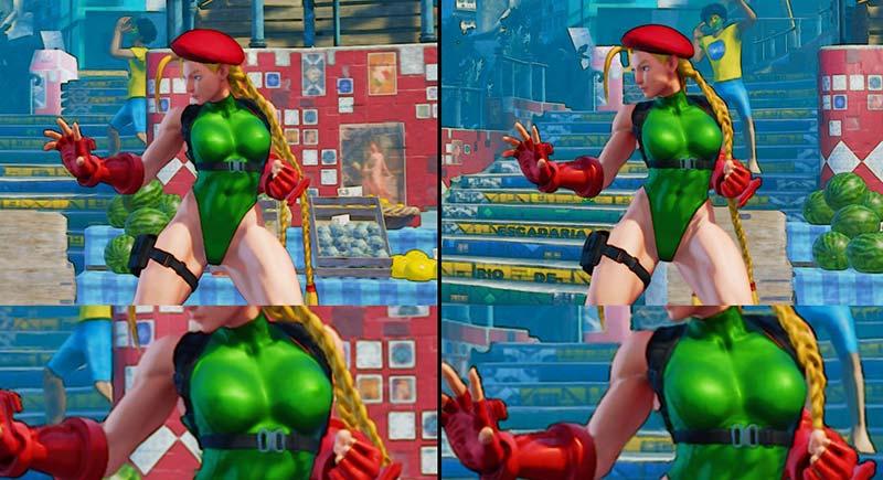 Cammy Censura Street Fighter V