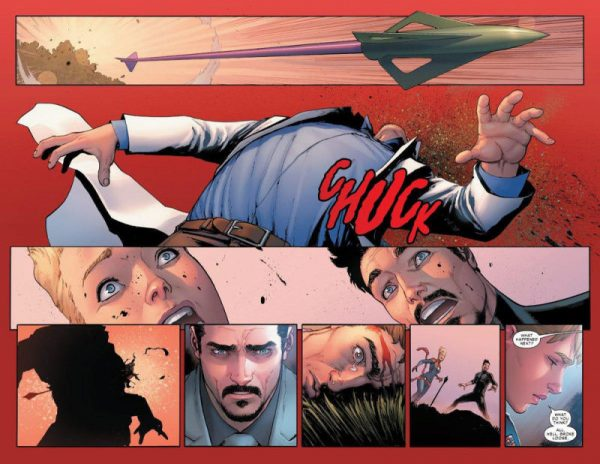 Civil War II Comic