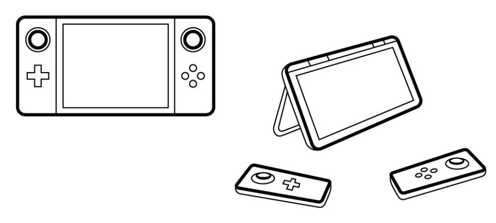 Prototipos de Nintendo NX