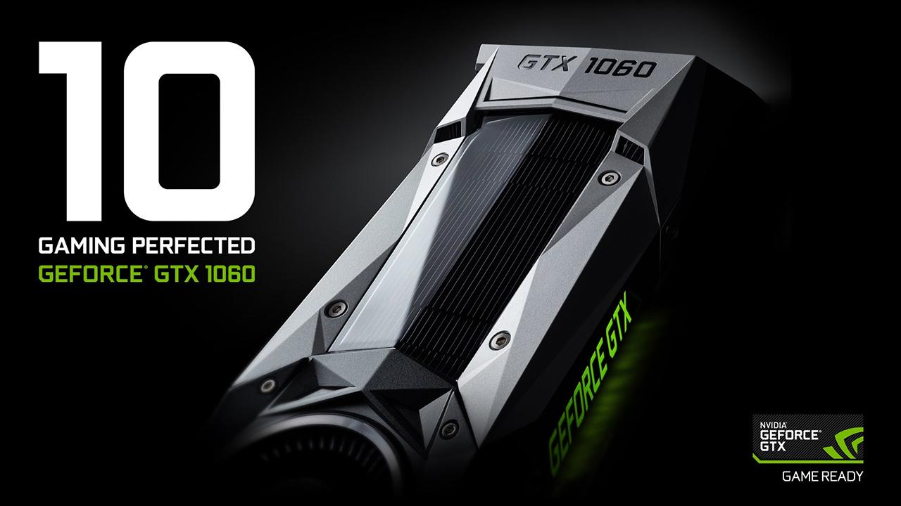 Nvidia GTX 1060 3
