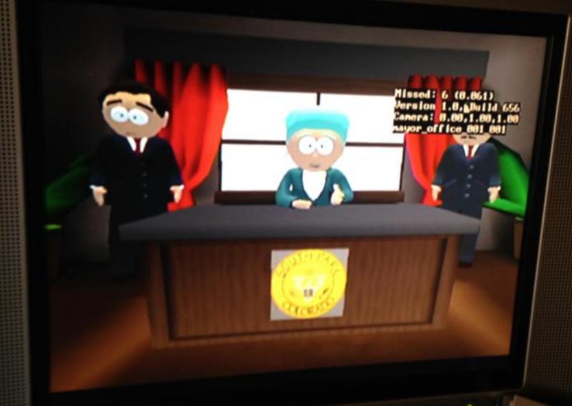 South Park en Xbox 3
