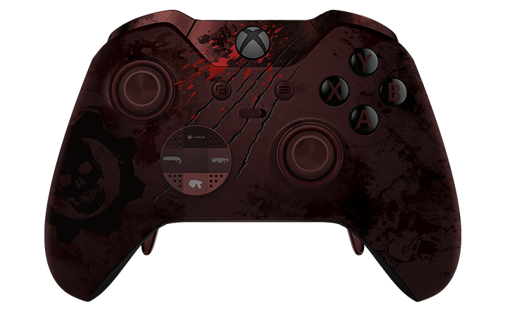 Xbox One S Gears Of War 4 2