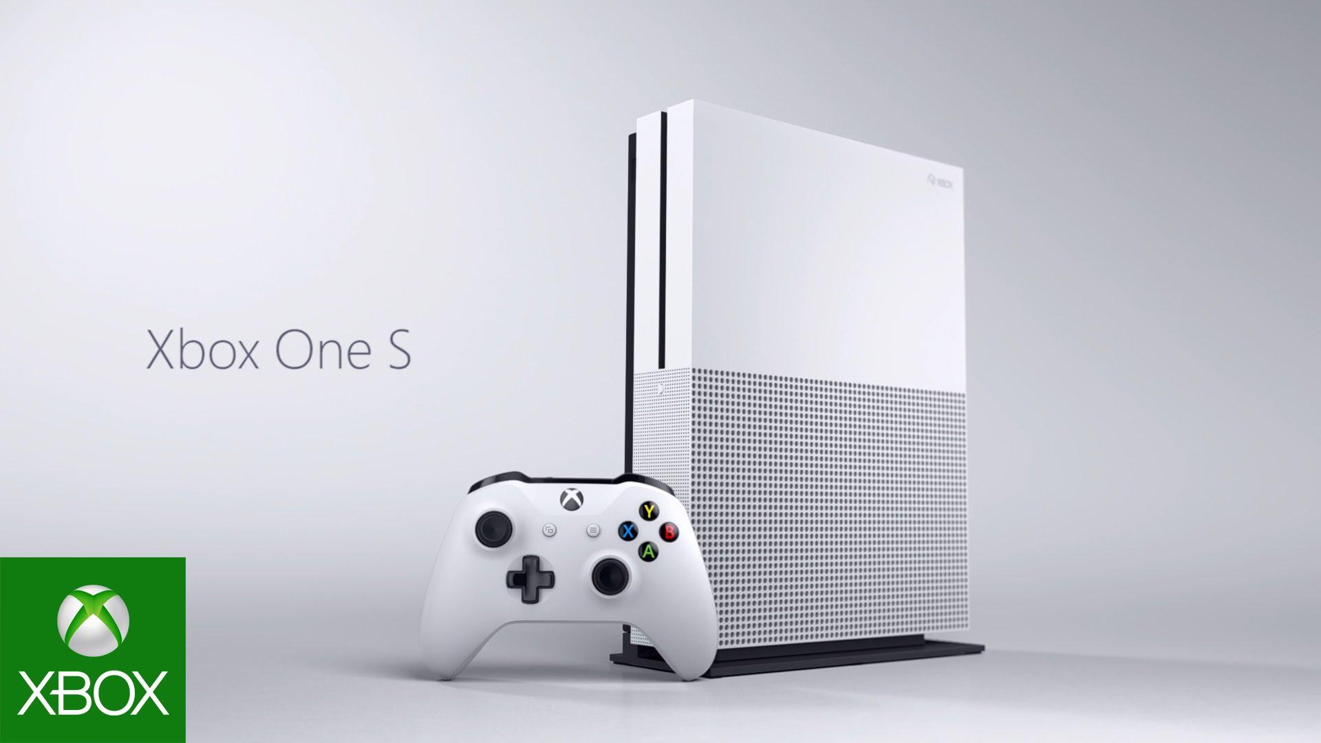 Xbox One S se confirma su fecha oficial de Lanzamiento