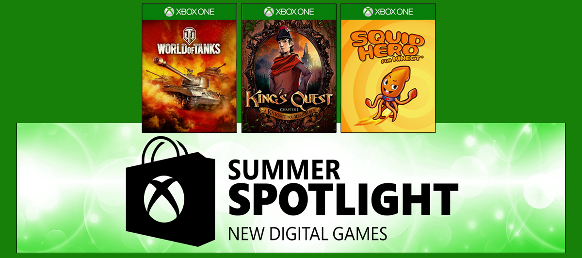 Xbox Summer Spotlight 1