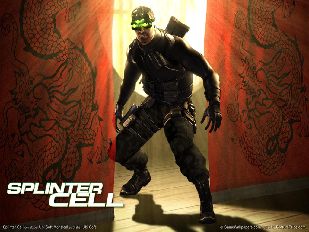 ¡Gratis! Splinter Cell 1 es obsequiado por Ubisoft