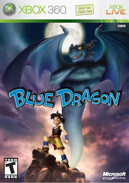 Blue Dragon Xbox One