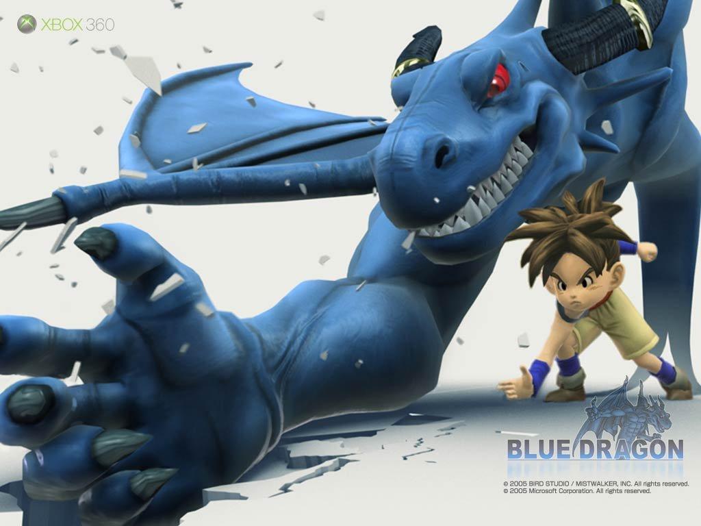 Phil Spencer confirma Blue Dragon a Xbox One