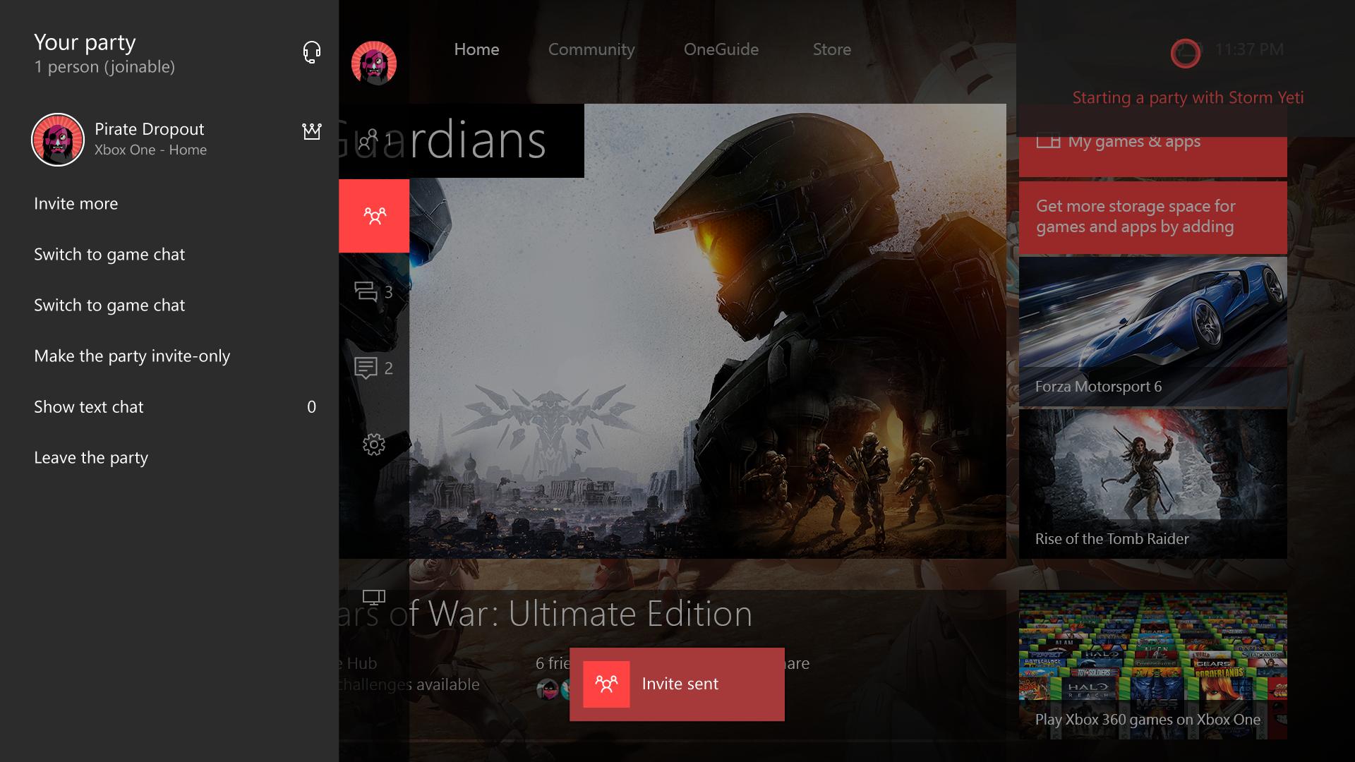 Xbox One ya lanzo su actualización de verano