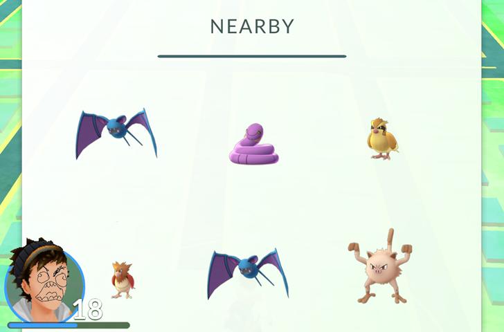 Pokémon Go ya tiene primer actualización conoce los detalles