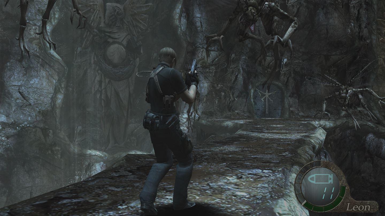 Resident Evil 4 llega a XBOX One en Full HD