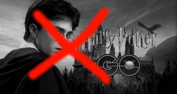 Harry Potter Go No esta en desarrollo