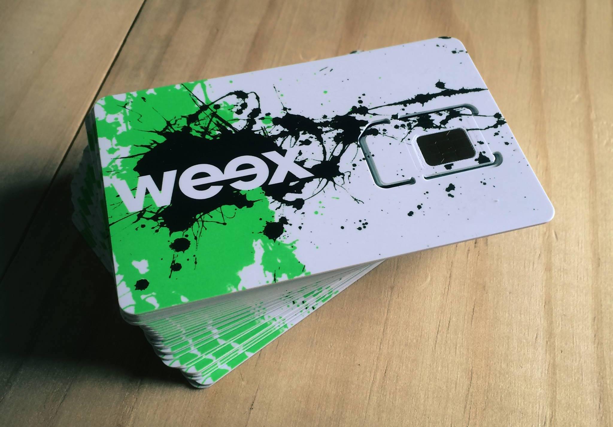 Weex también se apunta para Pokémon Go con un interesante plan de datos.