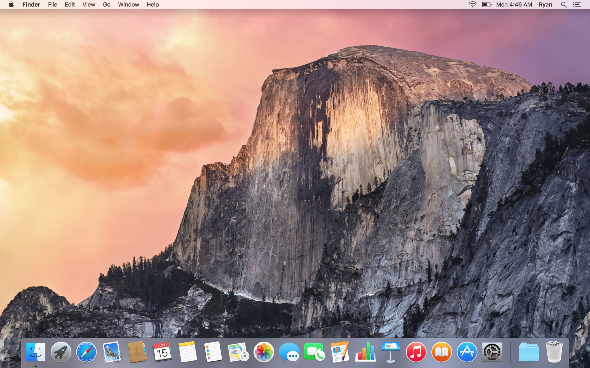 OSx El Capitan