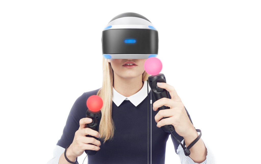 PlayStation Move VR 1