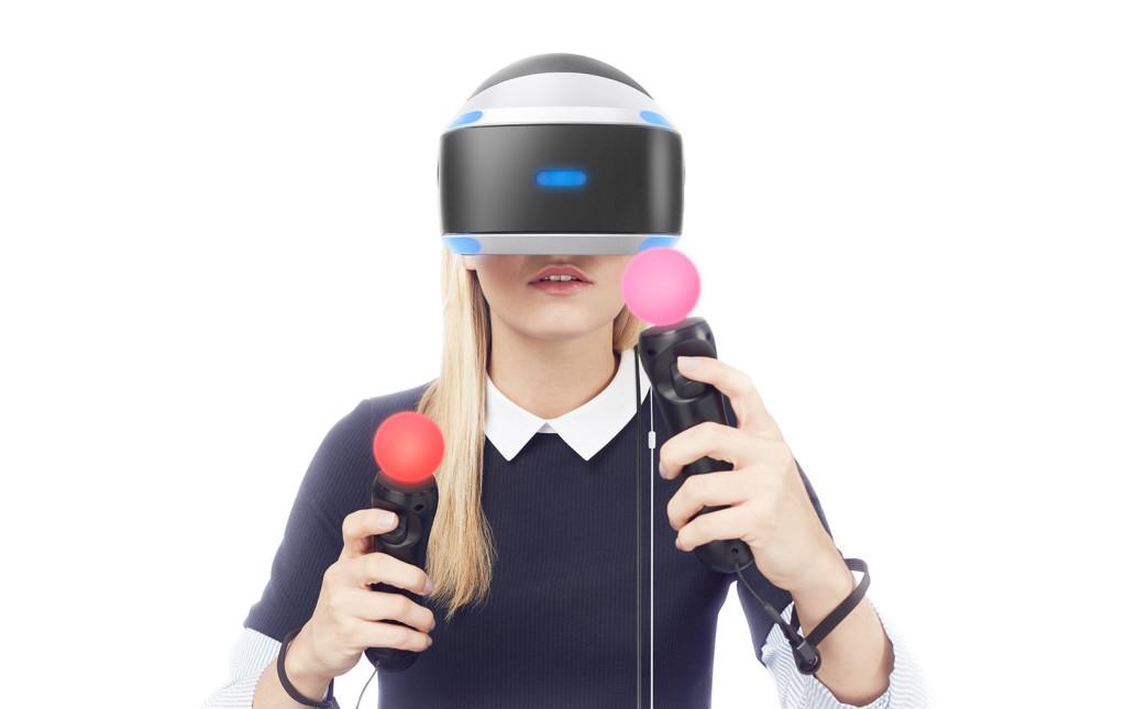 PlayStation Move VR 1
