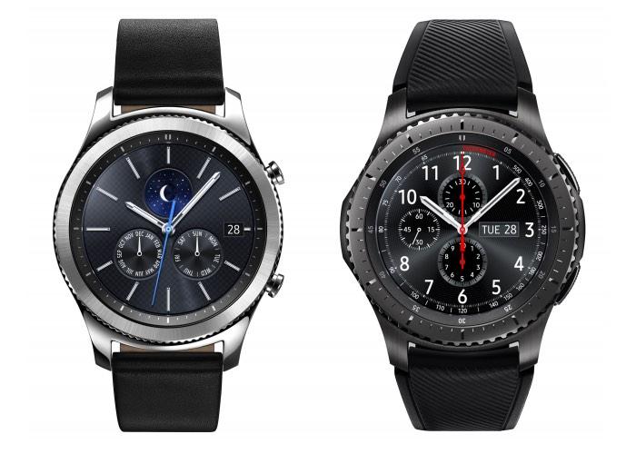 Nuevo Samsung Gear S3 Revelado Con Altavoces Incluido