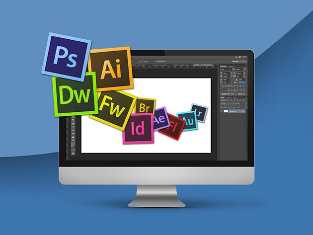 Adobe Suite Master Package Con 97 % de descuento.