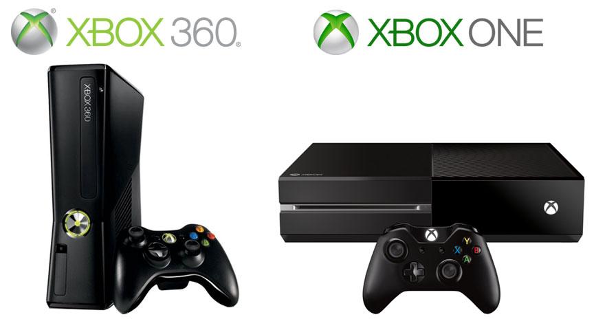 Retrocompatibilidad Xbox 360 Xbox One