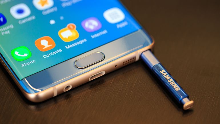 Samsung Galaxy Note 7 Podría Salir Nuevamente A La Venta
