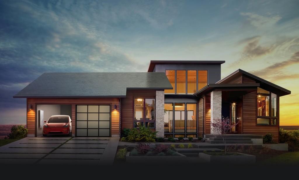 Techo solar de Tesla Costaría Menos Que Un Techo Normal