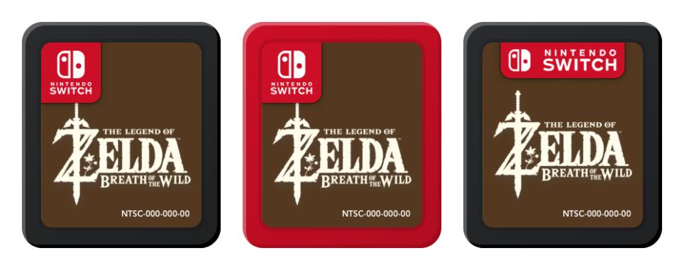 Cartuchos Nintendo Switch