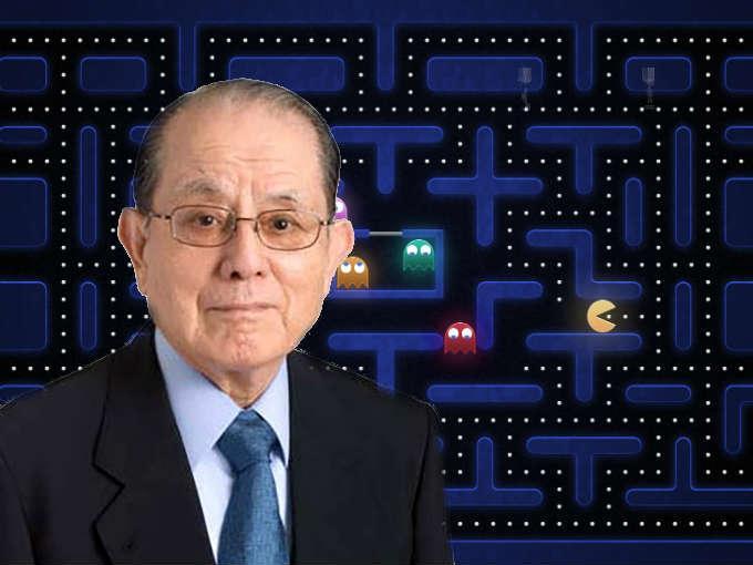 Muere Masaya Nakamura creador de Pac-Man