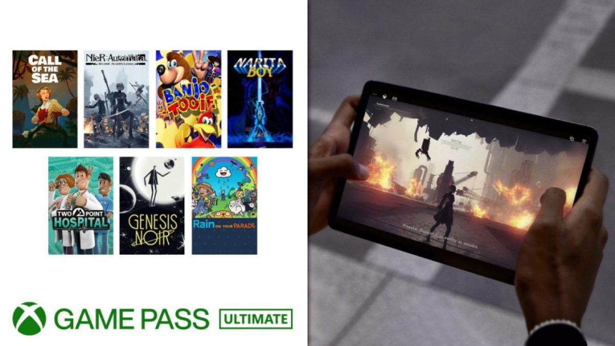 Juegos Game Pass