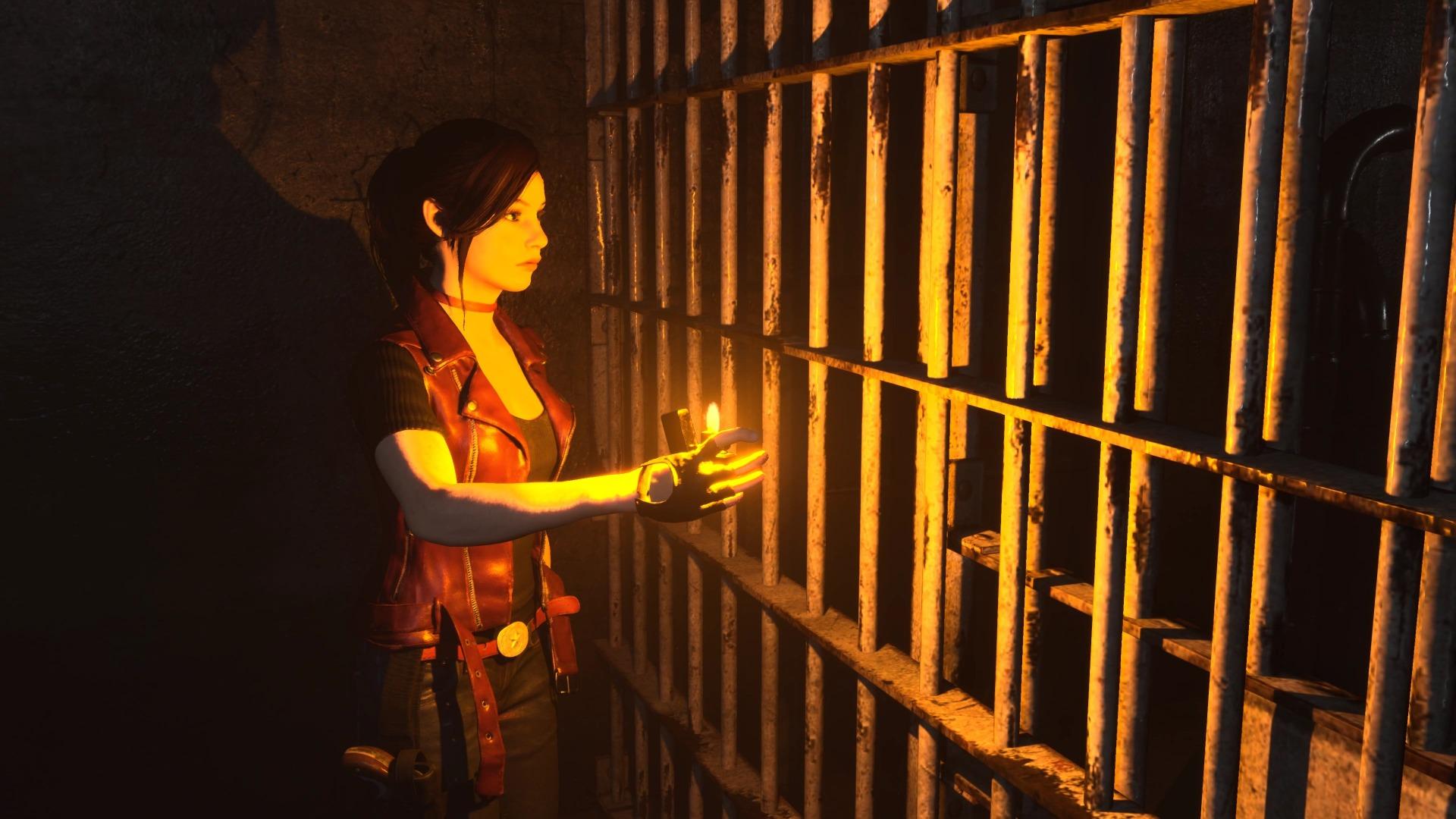 Resident Evil Code Veronica Remake